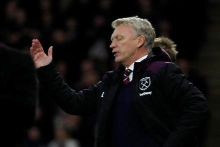 Moyes frustrated with Hammers loss