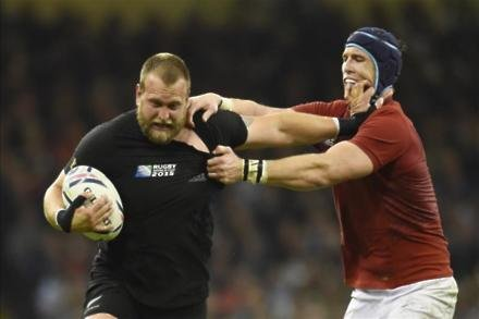 Moody blow for All Blacks