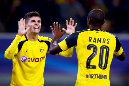 Reds warned off Dortmund starlet Pulisic