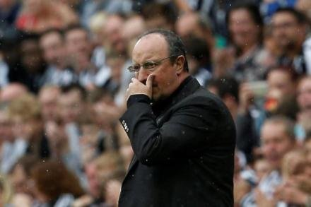 Rafa defends tactics