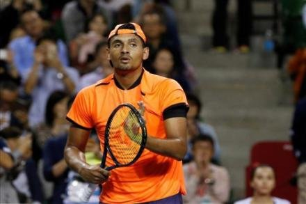 Kyrgios has arrived - Federer