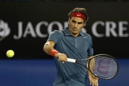 Federer eyes Slam success