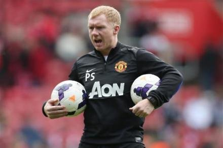 Scholes' coaching decision alerts United