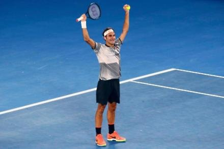 Unflappable Federer cool on tough draw