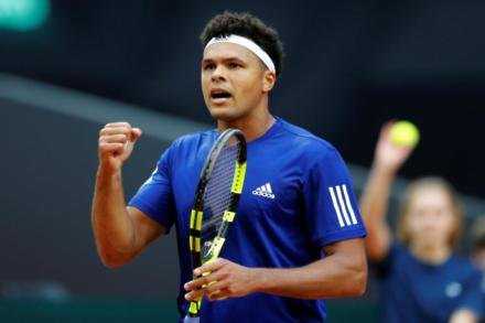 France/Belgium unchanged for Davis Cup final