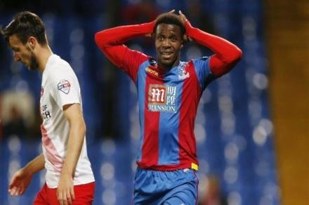 Spurs back in for Zaha