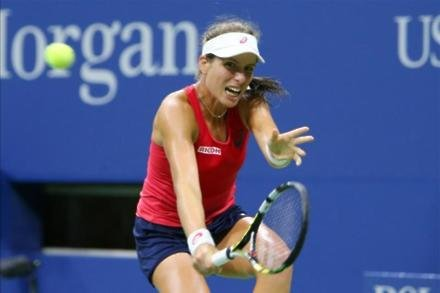 Konta trials Fissette