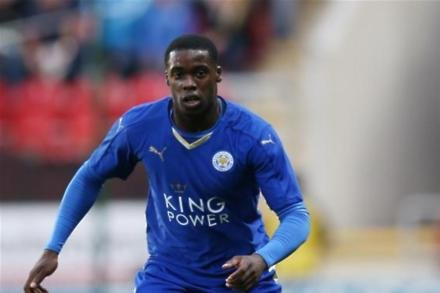 Schlupp back to bolster Foxes