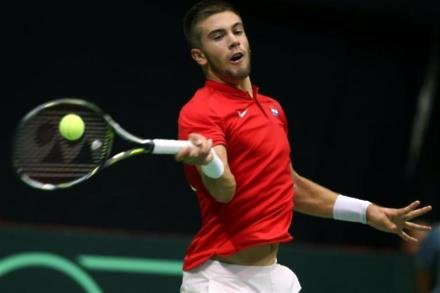 Coric buoyed with recovery