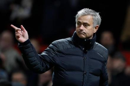 No talks over Mourinho future