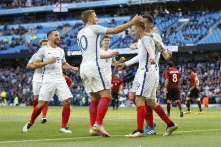 Vardy makes ambition clear