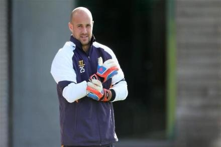 Reina linked with shock Reds return