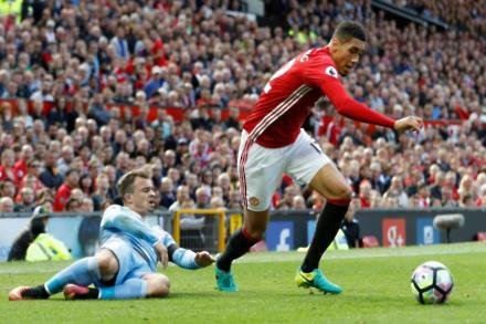 Smalling's future on the line