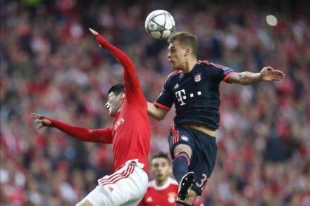City face fight for Kimmich deal