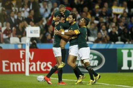 South Africa too strong for Wales