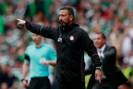 Dons dig in on McInnes