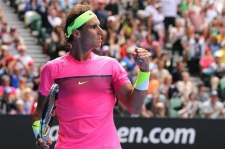 Nadal confident of being on right path