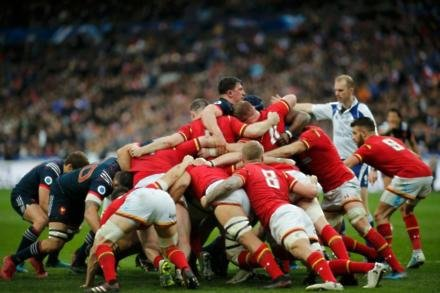Evans stars in Wales win