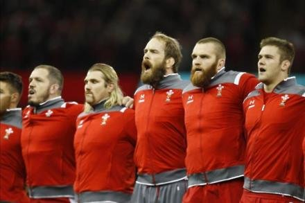 Wales duo missing Boks encounter