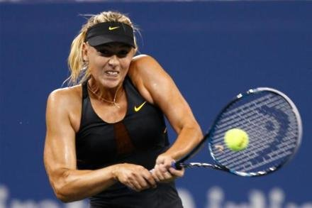 Sharapova US dream over