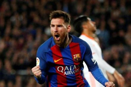 City consider Messi bid