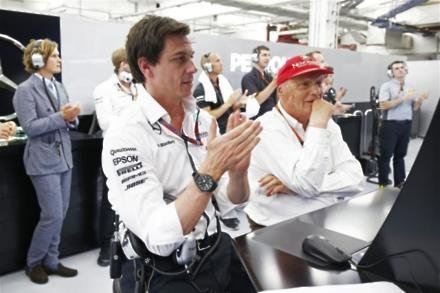 Wolff demands more from Mercedes