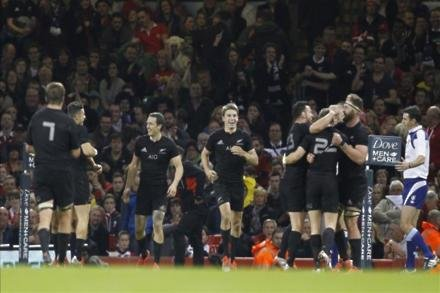 All Blacks seal record-breaking success