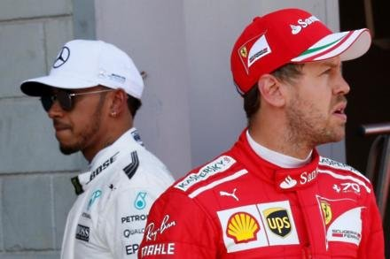 Vettel let himself down – Irvine
