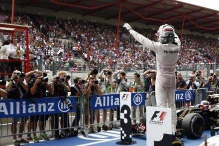 Hamilton hungry for more