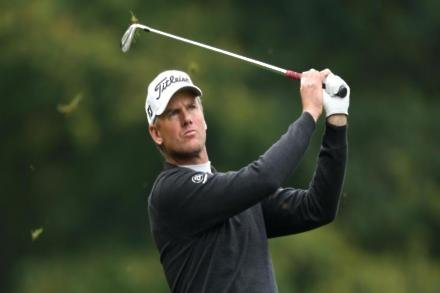 Karlsson leads British Masters
