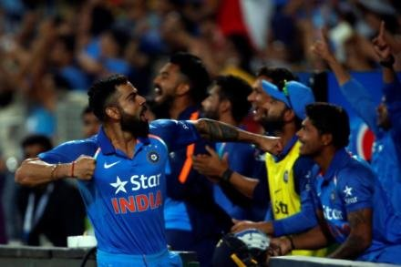 Kohli accepts India defeat