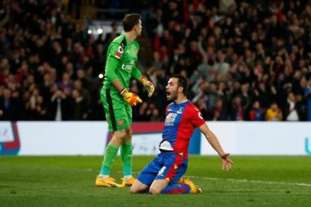 Palace without key men for Foxes trip