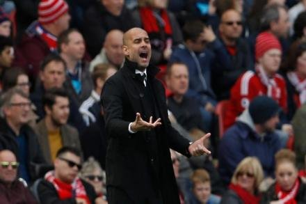 Pep demands silverware