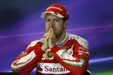Vettel looks ahead to next year
