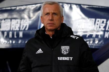 Pardew takes responsibility for Baggies defeat
