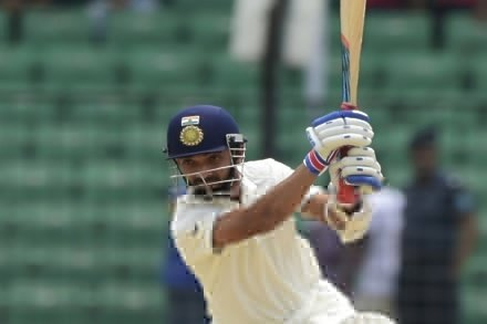 Thakur included in India Test squad