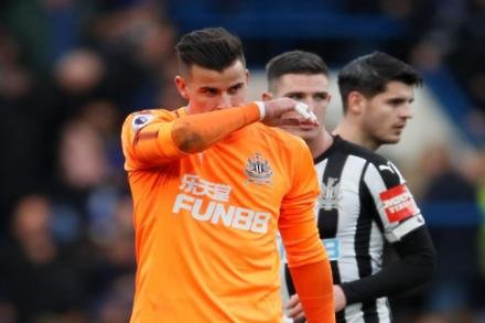 Darlow reveals Boro collapse
