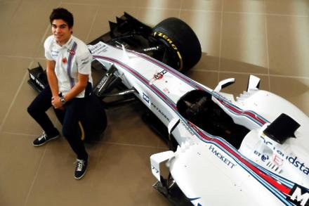 Stroll laughs off criticism