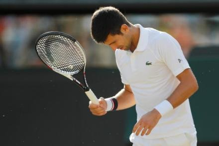 Djokovic slips out of top-four places