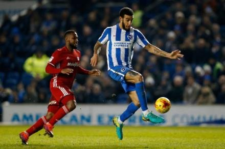 Goldson relishing Premier League chance
