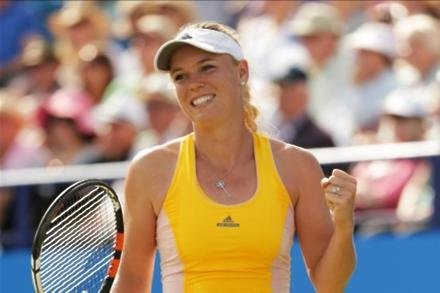 Wozniacki relishing Serena return