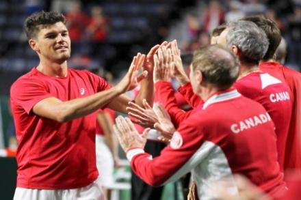 New Canada role for Dancevic