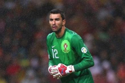 Watford watch Portugal keeper again