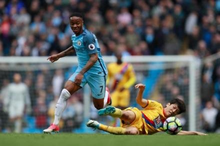 Sterling never considered Arsenal switch