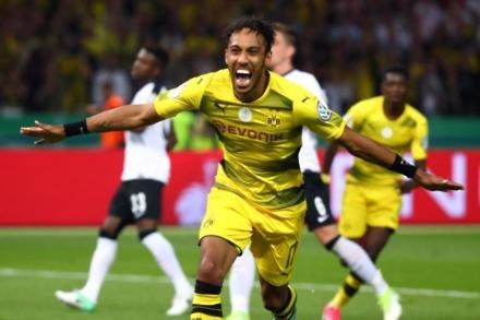 Reds handed Aubameyang hope