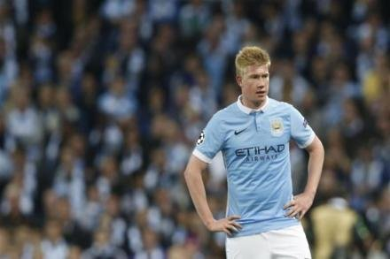 De Bruyne plays down favourites tag