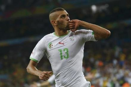 Slimani boost for Toon
