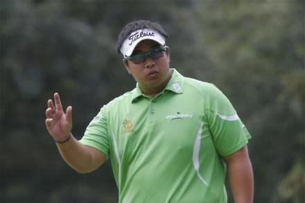Aphibarnrat puts Masters spot in jeopardy
