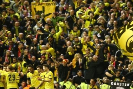 Dortmund fined again for fan misconduct