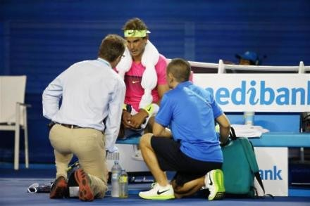 Nadal unsure of next Slam title